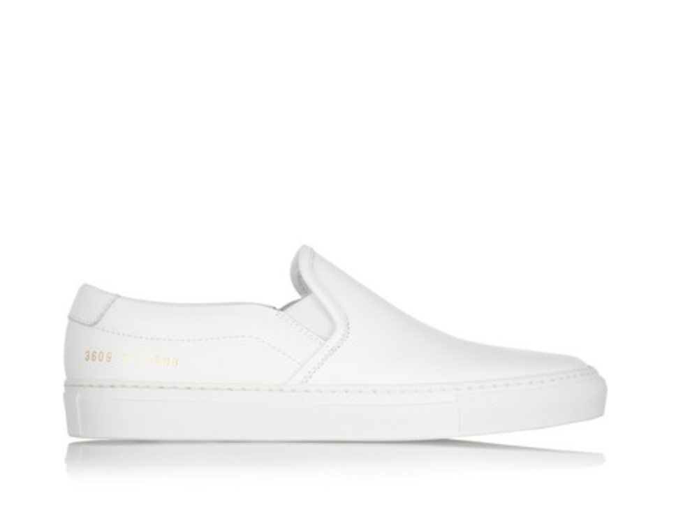 SLIP ON COMMON PROJECTS
