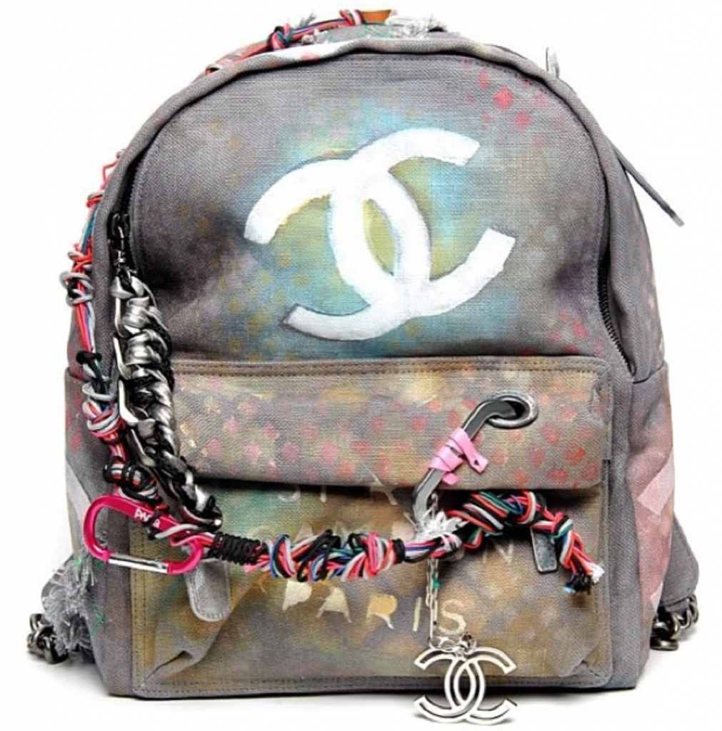 UPDATED CHANEL BACKPACK PHOTO
