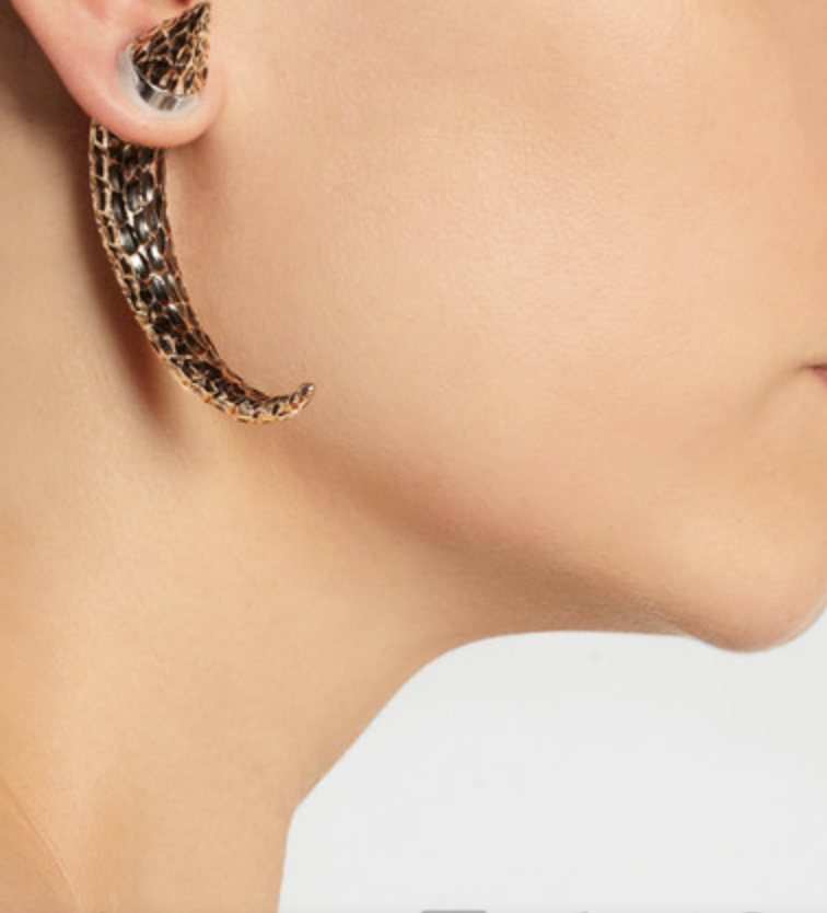 GIVENCHY 1 EARRING IMAGE