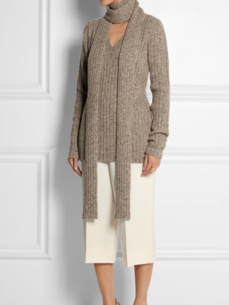 MARC JACOBS KNIT SCARF