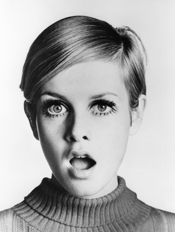 My Twiggy Moment