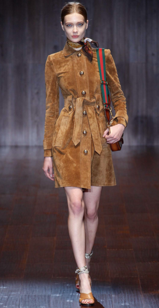 GUCCI SUEDE REVISED