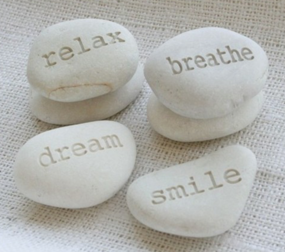 Relax Stone: Fortune Inspired