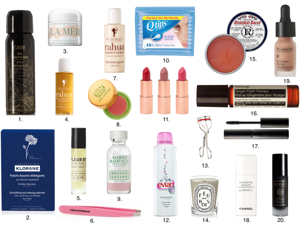Travel Size Beauty Products - Fortune Inspired