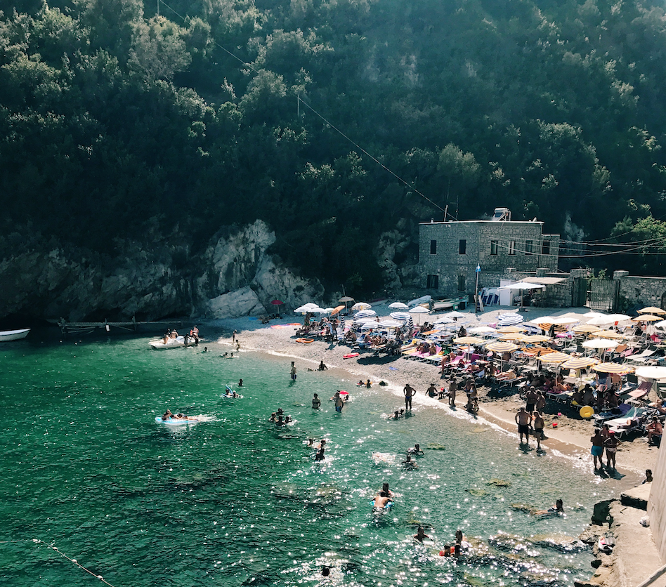 Capri Travel Diary