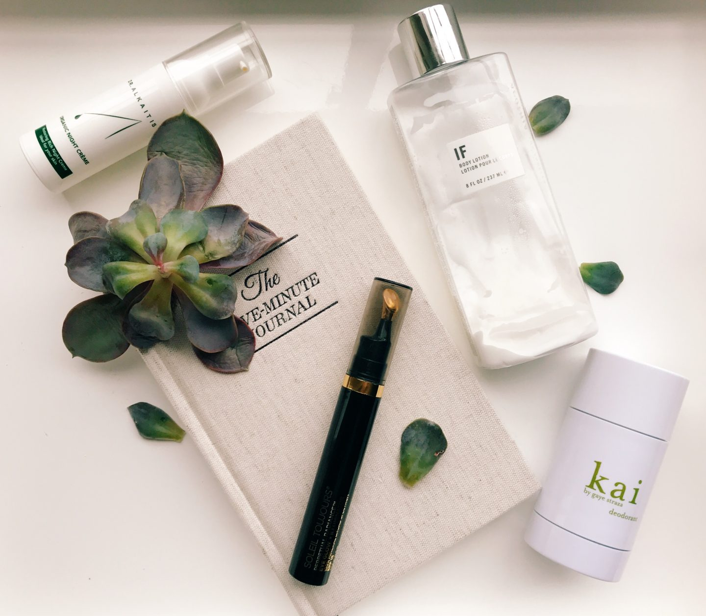 5 Organic Skincare Products I'm Loving