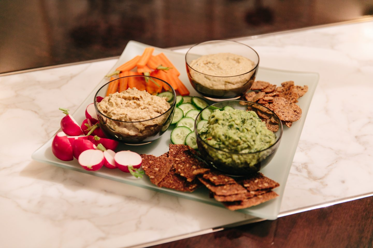 3 Easy Dip Recipes