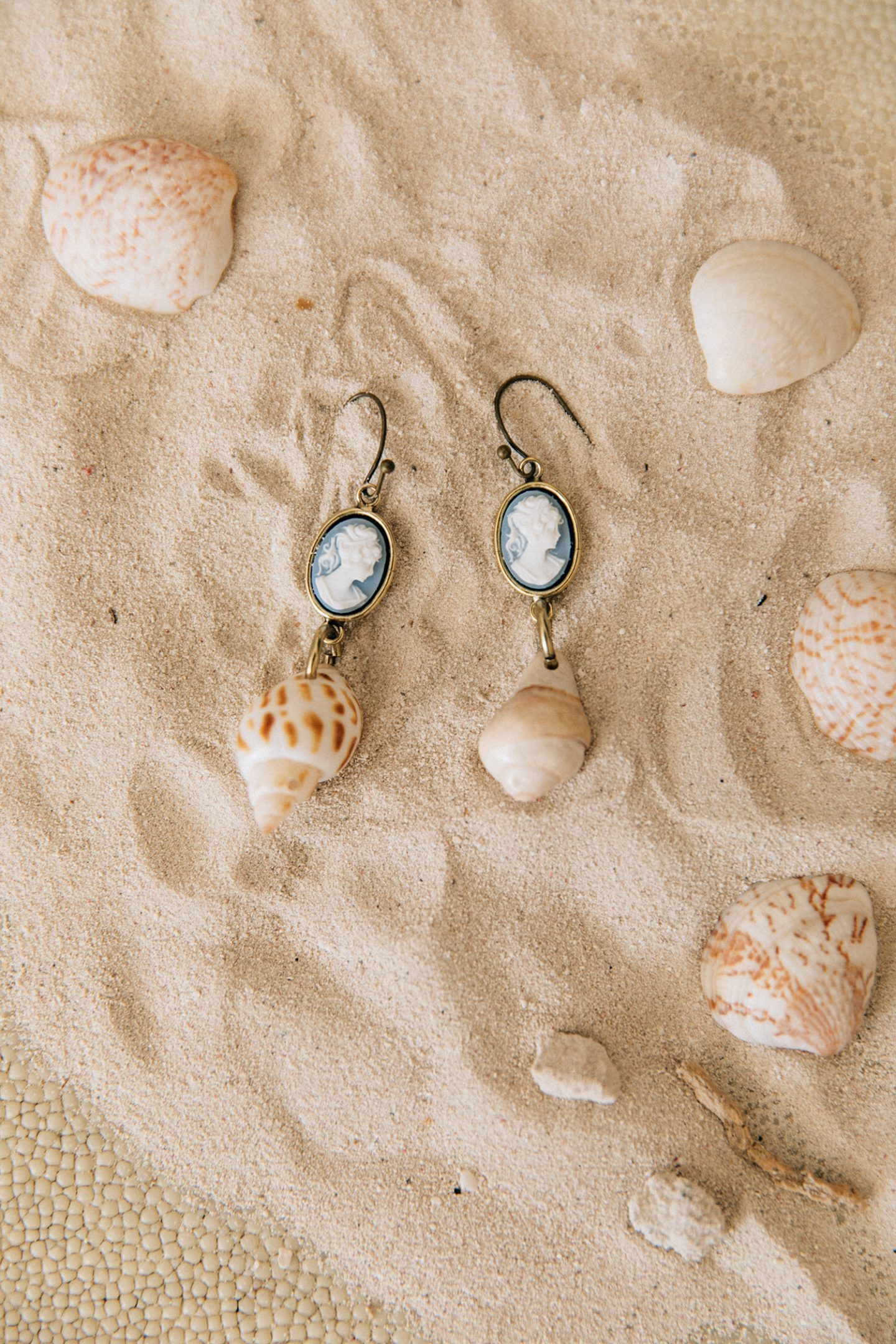 Seaside Inspired Summer Earrings