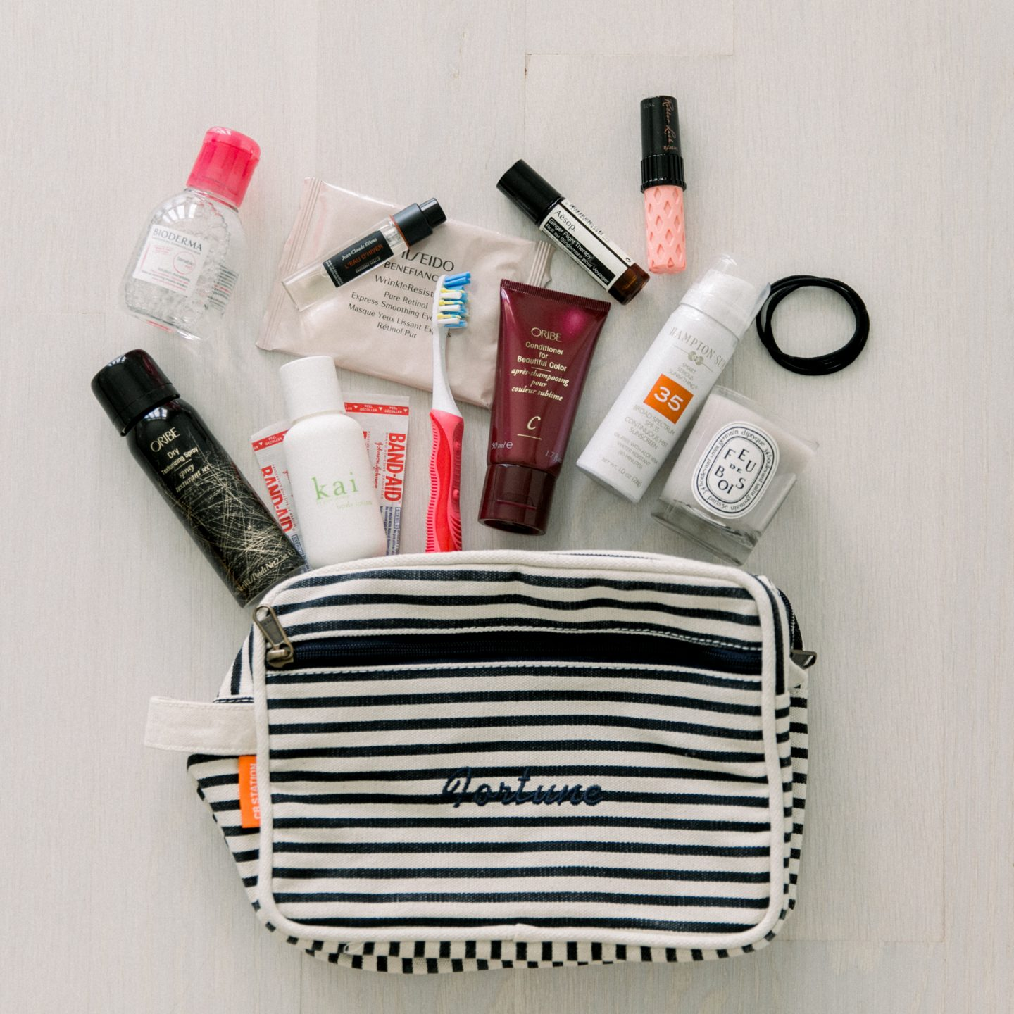 My Favorite Travel Size Beauty Products