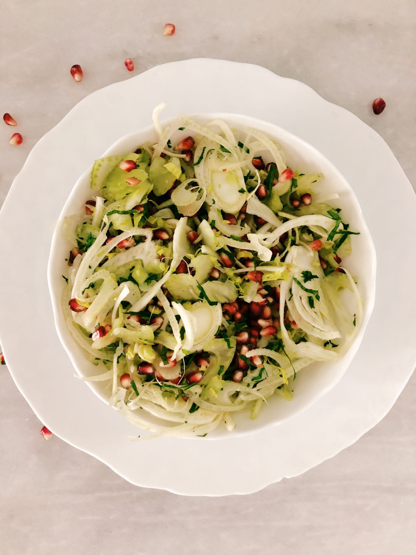 4 Pomegranate Salad Recipes for Fall