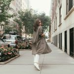 fall trench coat