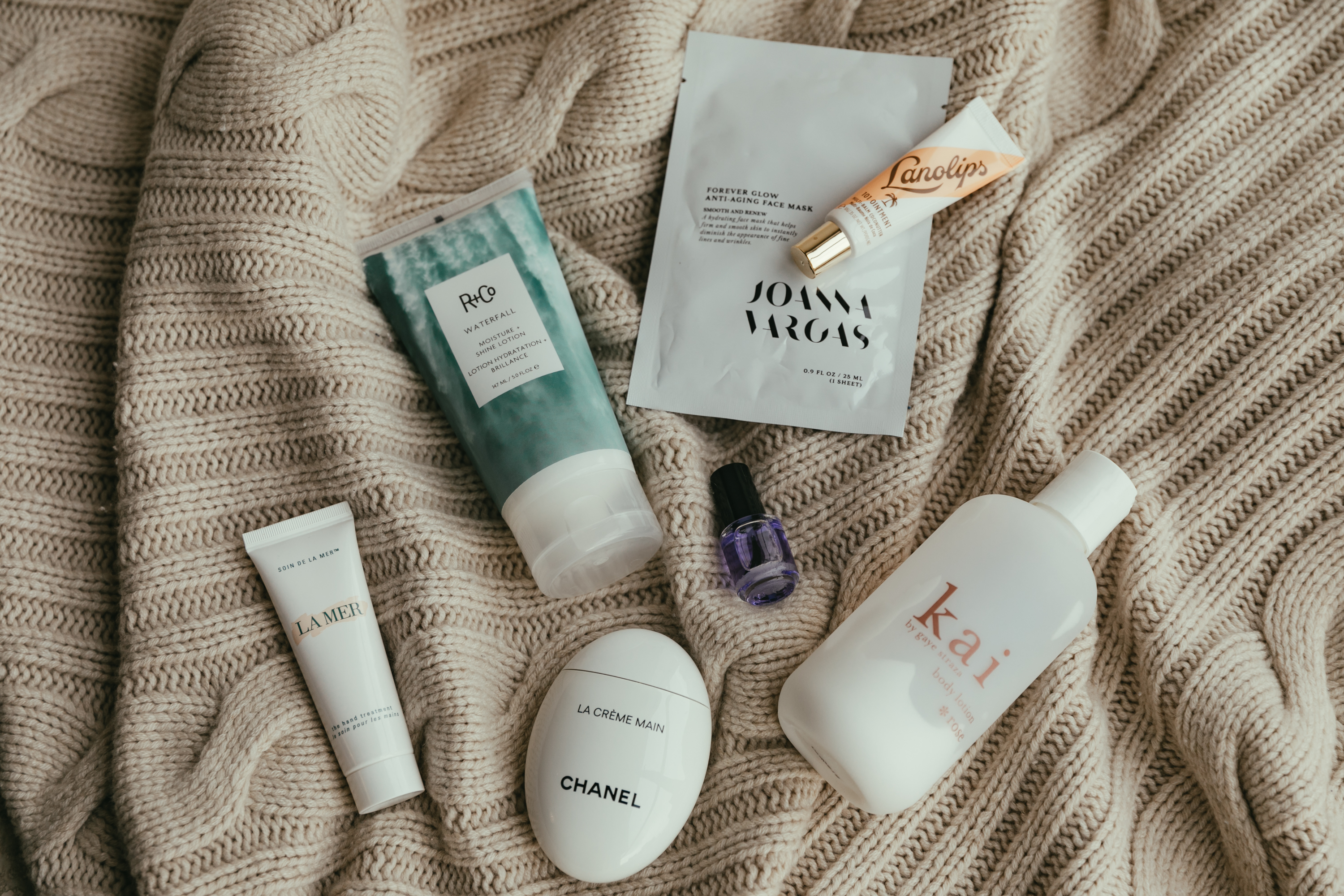 hydrating skincare products