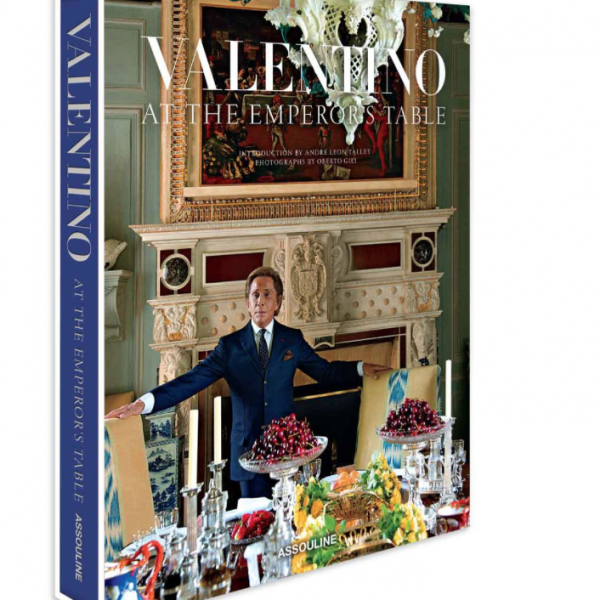 Valentino-At The Emperor's Table