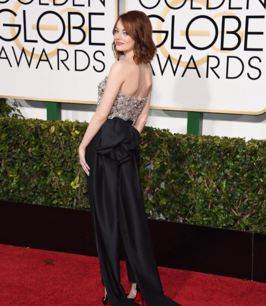 Top 5 Golden Dressers at the Globes