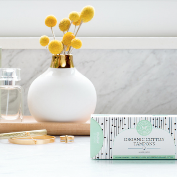 Organic Tampons, Who Knew?