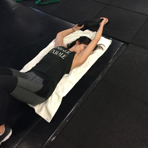 18 Things I do at the Gym