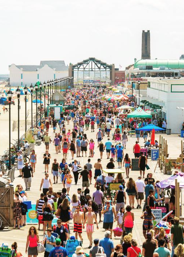 A Visit to Asbury Park