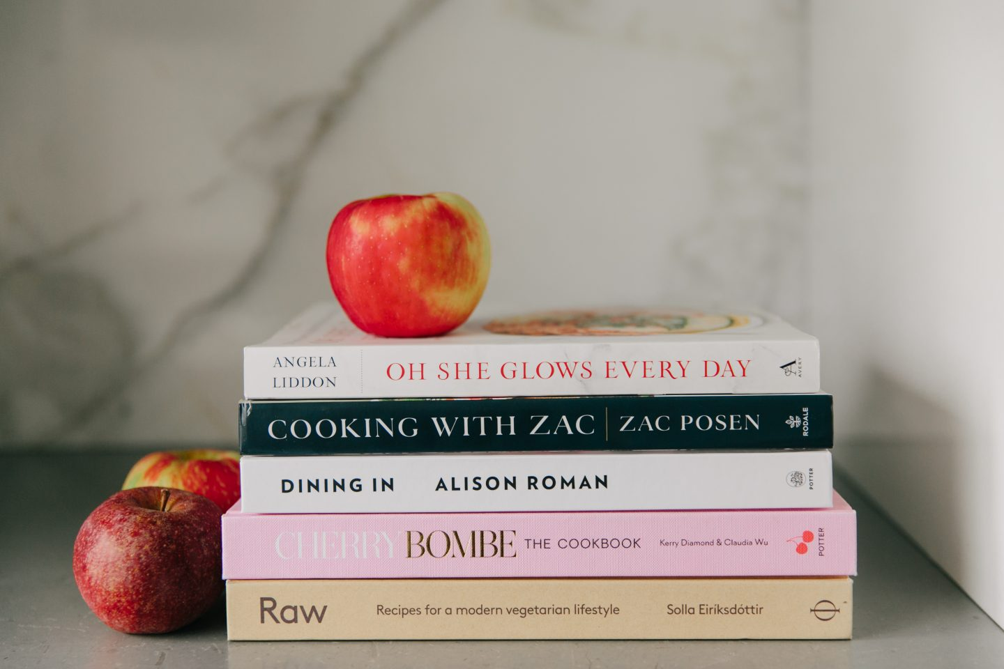 Seven New Cookbooks to Own