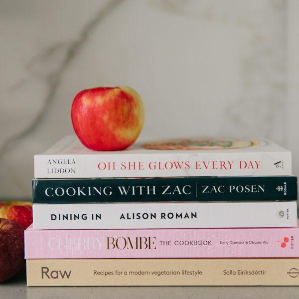 Seven New Cookbooks to Own