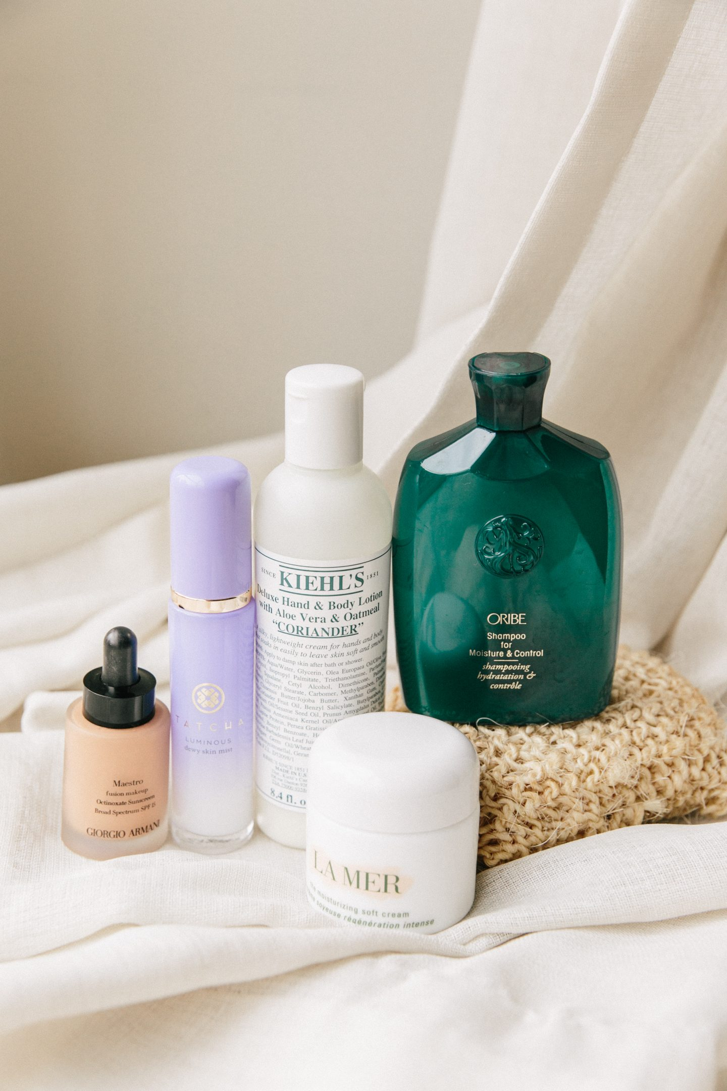 My 5 Top Beauty Products