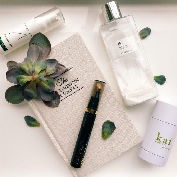 5 Organic Skincare Products I'm Loving