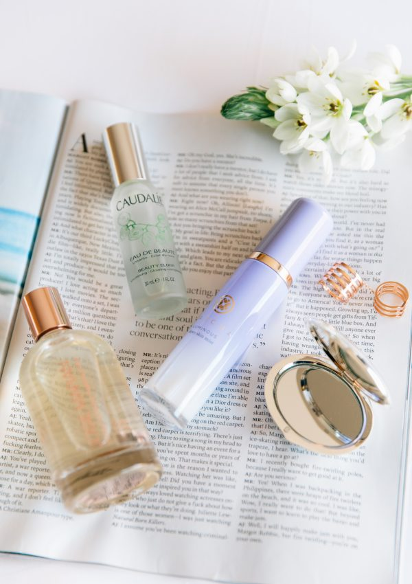Why Facial Mists Have Become Part of My Beauty Routine