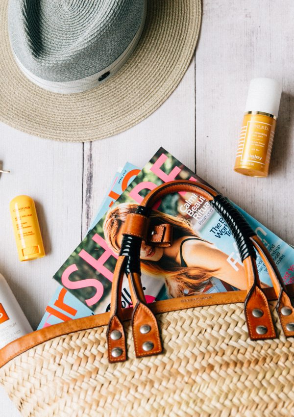 My Go To Luxury Suncare Products