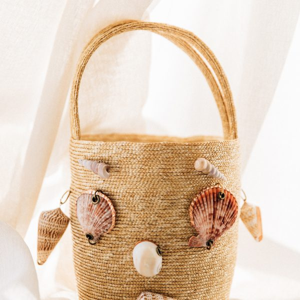 My Obsession with Straw Bags Continues