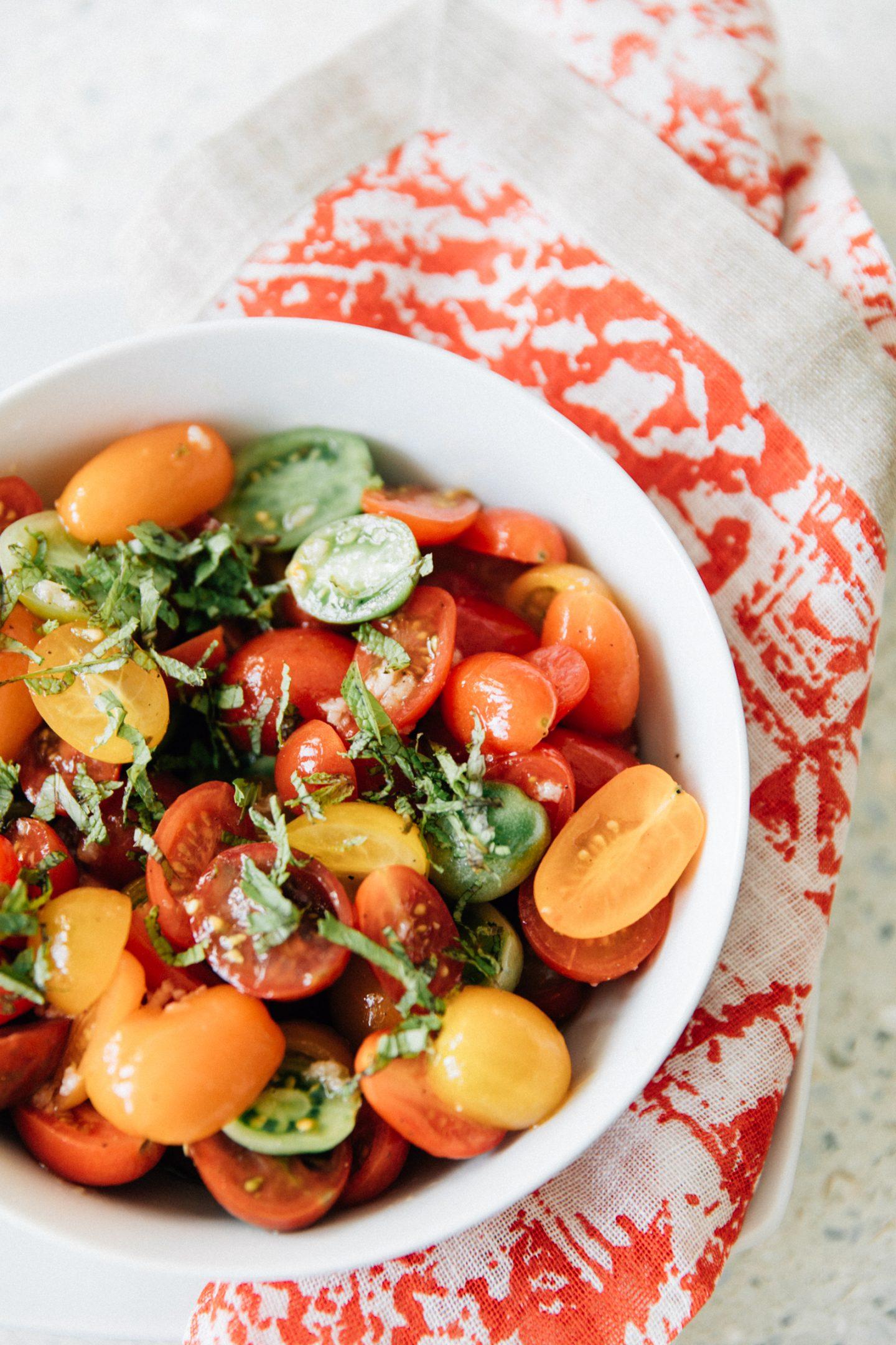 Three Easy Summer Salad Recipes