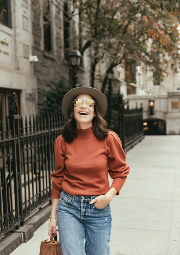 An Easy Fall Day Look