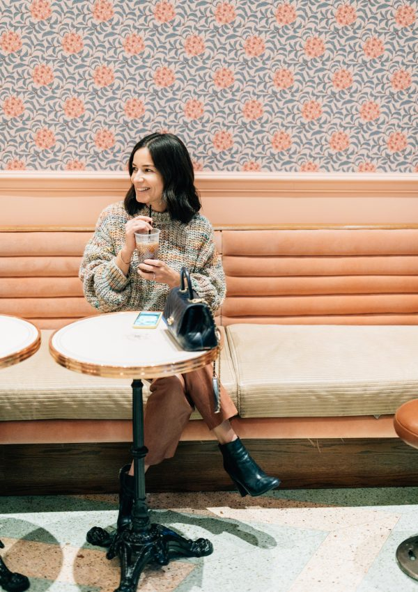 Blogging Behind the Scenes