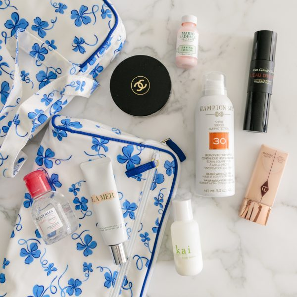Essential Travel Beauty Products I Never Travel Without