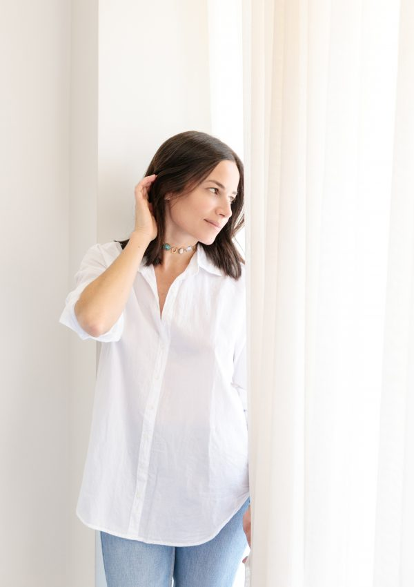 The White Button Down Shirt: A Wardrobe Must Have