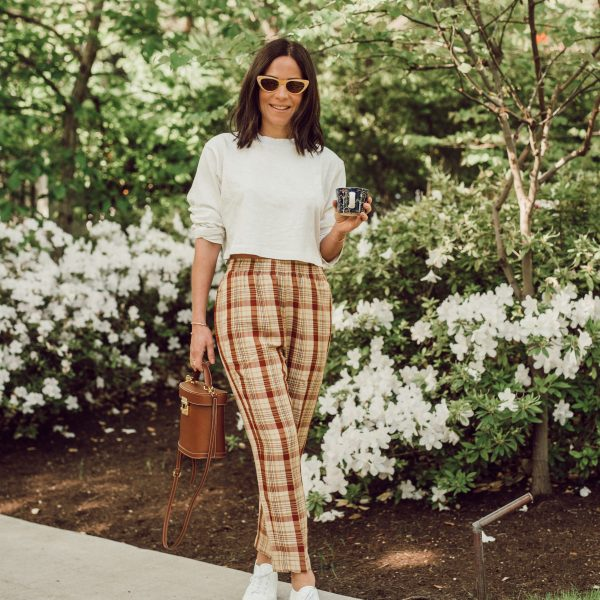 The Perfect Pant Alternative To Denim