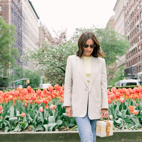 This Month's Must-Have: The Boyfriend Blazer