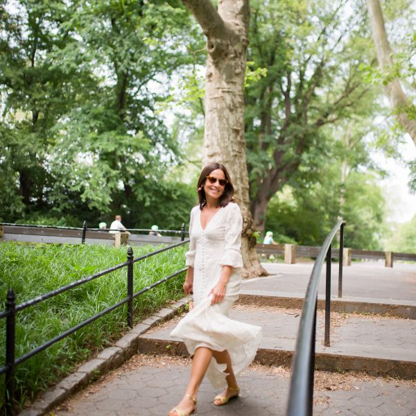 Monthly Must Have: White Summer Dress