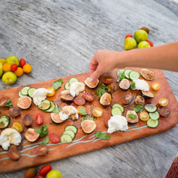 Summer Fig Salad Recipe