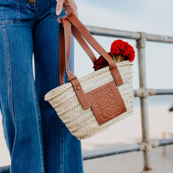 The Summer Straw/Wicker/Rattan Bag Roundup