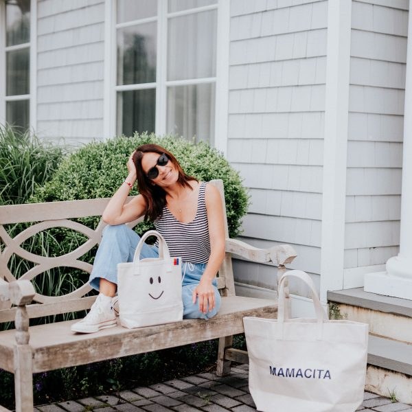 The Perfect Summer Canvas Tote