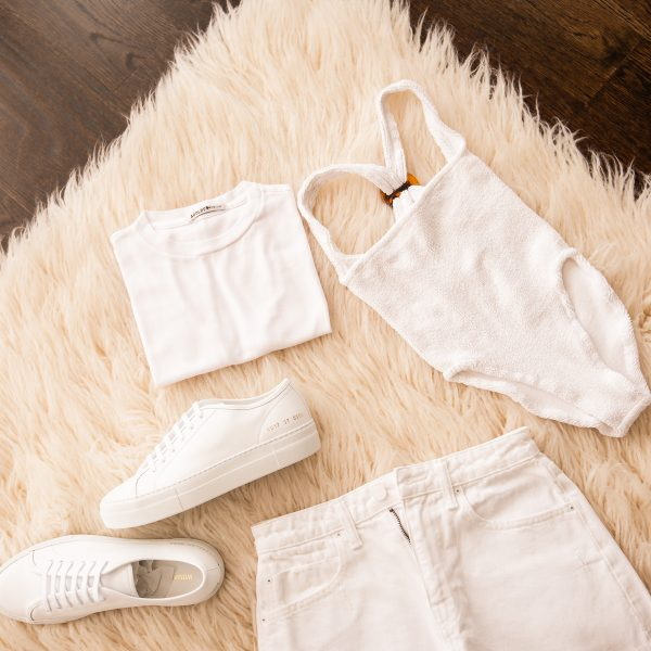 Favorite White Pieces For Summer
